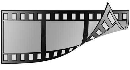 image of photo film strip as background Stock Photo - 7424168