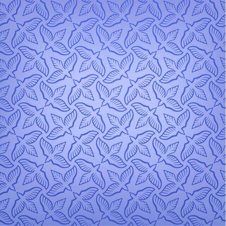 Seamless bird pattern Ilustracja