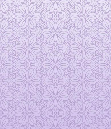 Seamless Floral Pattern Ilustracja