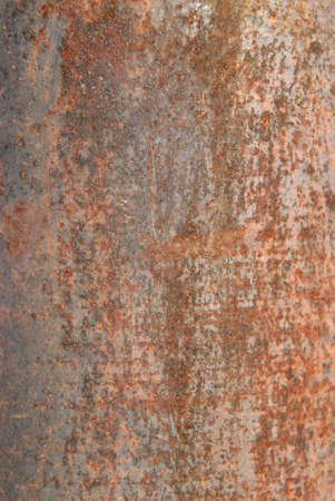 Background - rusted metal