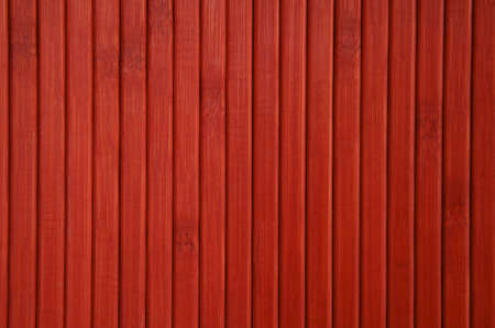 Abstract image of red painted wood background photo