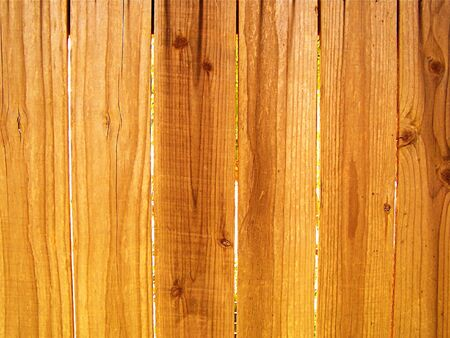wood textures: wood fence close-up Stock Photo