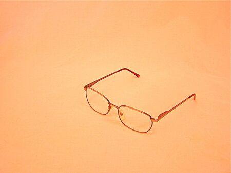shortsighted: Glasses Stock Photo