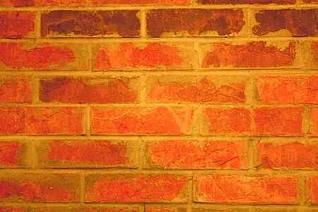 Red brick wall Stock Photo - 4121814