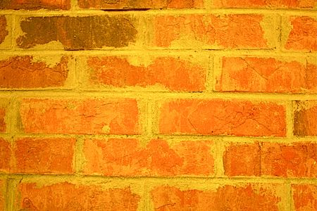 Red brick wall Stock Photo - 4121817