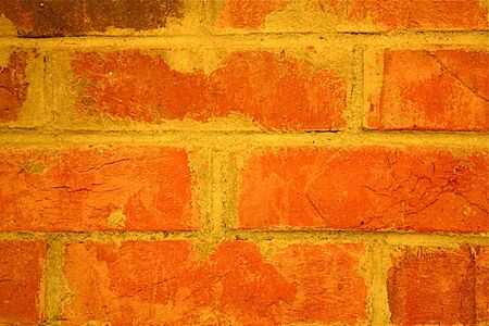 Red brick wall Stock Photo - 4121819