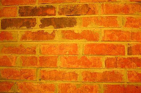 Red brick wall Stock Photo - 4121818