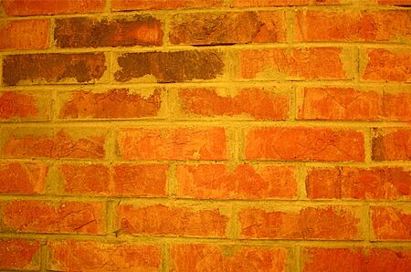 Red brick wall Stock Photo - 4121818
