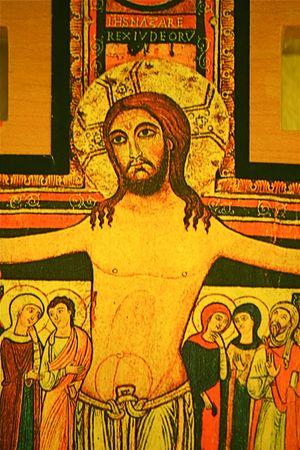 cross: San Damiano Cross