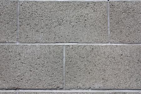 Cinderblock の壁 写真素材