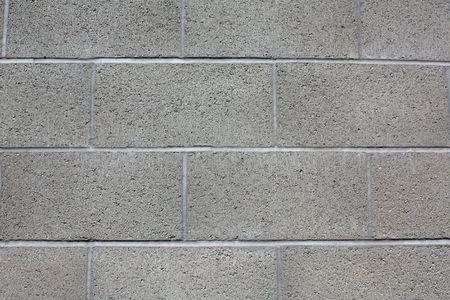 Cinderblock wall Stock fotó