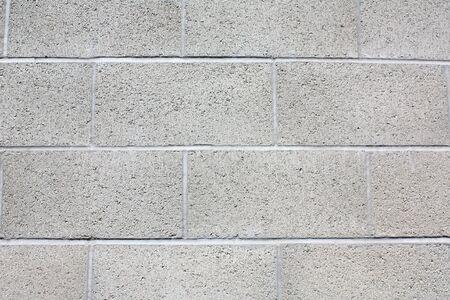 Cinderblock wall photo