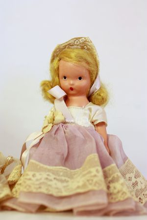 Antique doll Stock Photo - 7147898