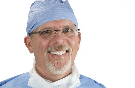 quirurgico: Cirujano con Gafas Uniforme Quir�rgico