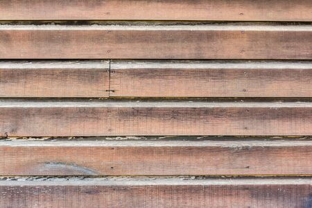 Close up of Old Wood Grain Textured Grunge Background Stock Photo