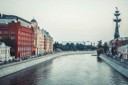 moskva river: Moskva river view