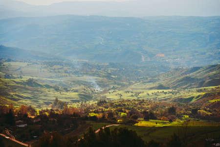 自然フィールド、キプロス