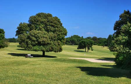 FantastiC Natural Golf Playground