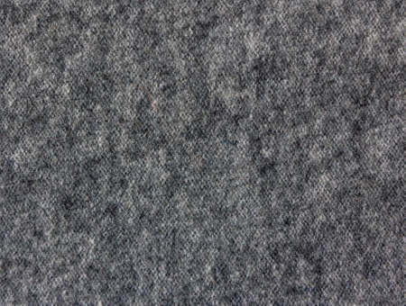 close-up grey woolen textile texture background photo