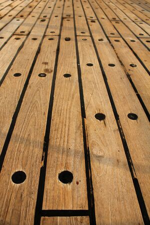 Old parquet - Wooden panels