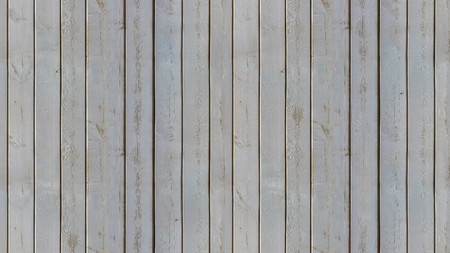 Seamless pattern of light-colored vertical wooden panels that connect perfectly in an old-fashioned style Stock Photo