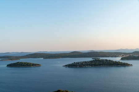 Islands on sea - Kornati National Park Croatia