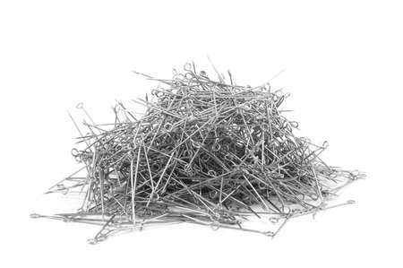 Find a stack of needles, not a needle in a hay stack.