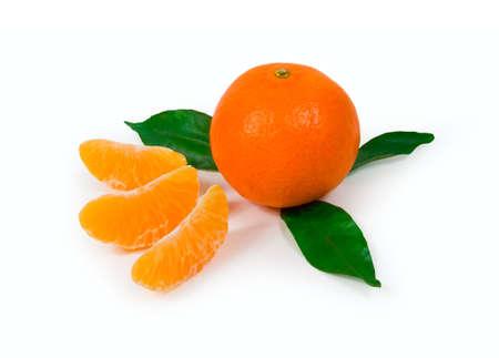 ripe tangerine photo