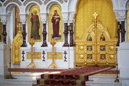 St. Vladimirs church in Sevastopol, Ukraine