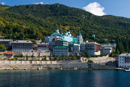 Mt. Athos Peninsula is home to 20 Monasteries,and is an autonomous Polity within the Greek Republic.