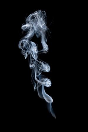 smoke: Rook achtergrond voor kunst design of patroon