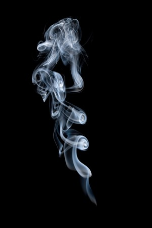 black smoke: Smoke background for art design or pattern