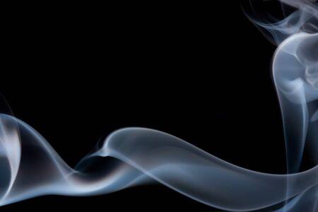 smoke: Smoke achtergrond voor art design of patroon Stockfoto