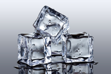 ice cubes photo