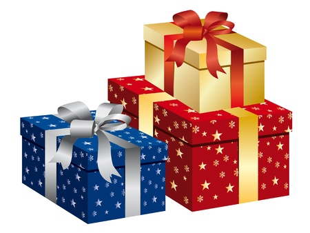 caja navidad: Navidad caja.