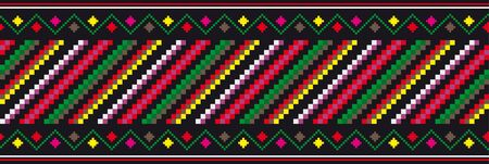 rumania: Traditional ornament south-eastern Europe