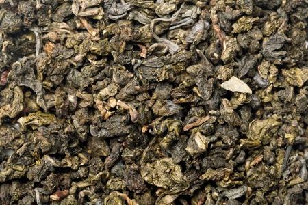 oolong: oolong tea background