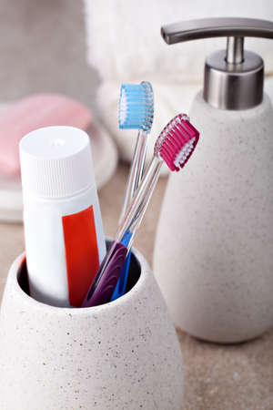 toiletries: bathroom accessories