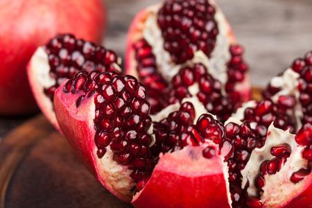 pomegranate Stockfoto