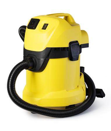 Big industrial vacuum cleaner