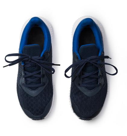 Childrens Sport Shoe isolated on white background Zdjęcie Seryjne