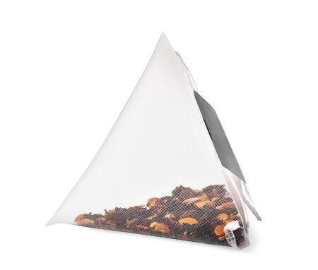 Teabag Isolated on white