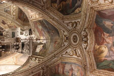 crypt: Amalfi, Italy: Amalfi Cathedral, Crypt of St. Andrew