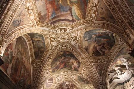 Amalfi, Italy: Amalfi Cathedral, Crypt of St. Andrew