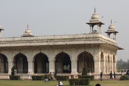 unesco world cultural heritage: Agra, India: Agra Fort, an UNESCO World Heritage site located in Agra, Uttar Pradesh, India.The fort can be more accurately described as a walled city. Editorial