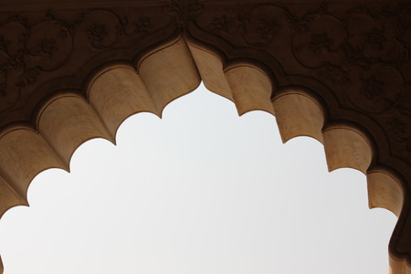 architectural heritage of the world: Agra, India. Agra Fort. The Agra Fort is an UNESCO World Heritage site located in Agra, Uttar Pradesh, India.The fort can be more accurately described as a walled city