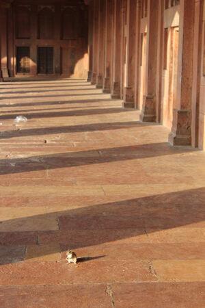 fatehpur sikri: Agra, India: Fatehpur Sikri, a city and a municipal board in Agra district, India.