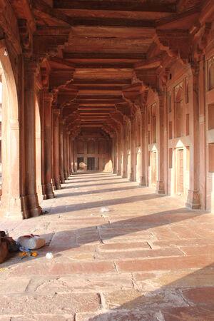 fatehpur: Agra, India: Fatehpur Sikri, a city and a municipal board in Agra district, India.  Editorial