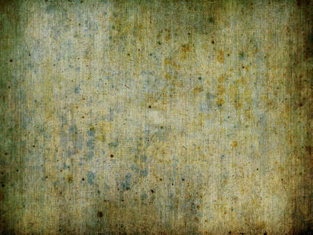 patina: grunge old canvas dark background with dirty stains of mold