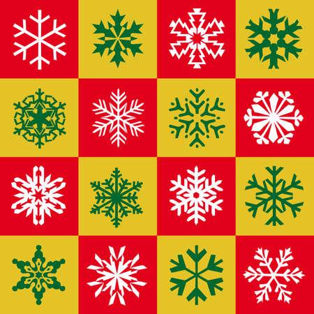 christmas chessboard Stock Vector - 15163025